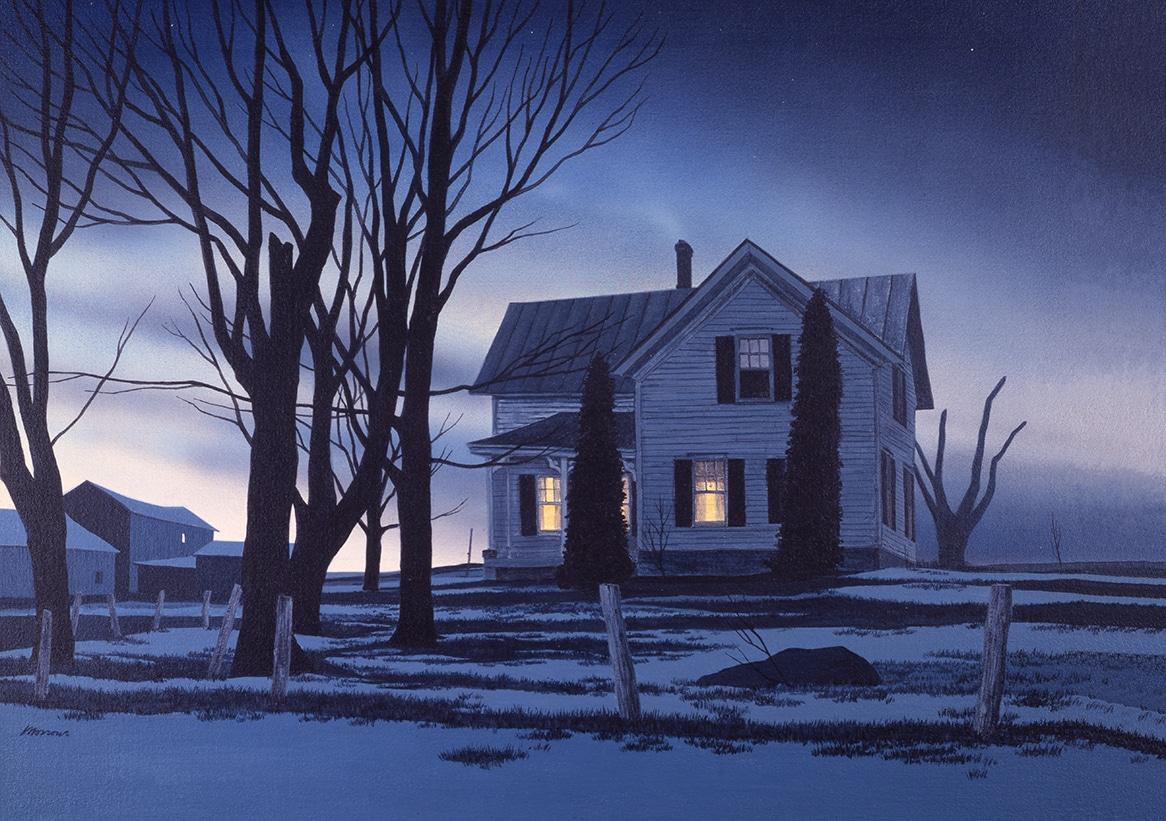 November Twilight >> November Twilight John Morrow